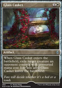 Glass Casket 2 - Throne of Eldraine