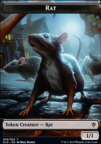 Rat - Throne of Eldraine