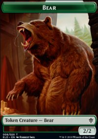 Bear - Throne of Eldraine