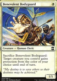 Benevolent Bodyguard - Eternal Masters