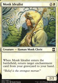 Monk Idealist - Eternal Masters