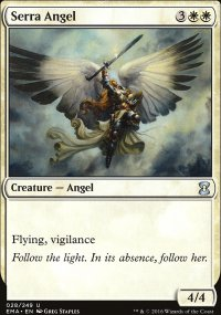Serra Angel - Eternal Masters