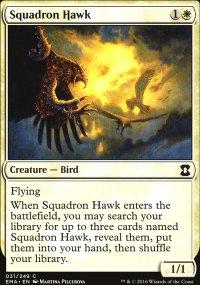Squadron Hawk - Eternal Masters