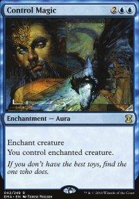 Control Magic - Eternal Masters