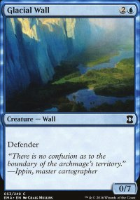 Glacial Wall - Eternal Masters