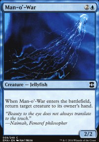Man-o'-War - Eternal Masters