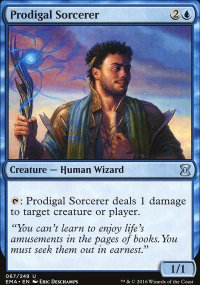 Prodigal Sorcerer - Eternal Masters