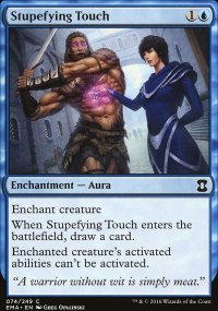Stupefying Touch - Eternal Masters