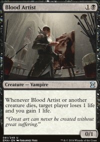 Blood Artist - Eternal Masters