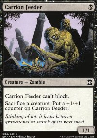 Carrion Feeder - Eternal Masters