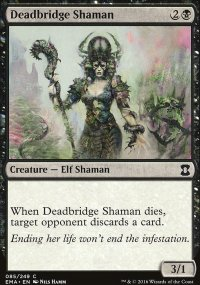 Deadbridge Shaman - Eternal Masters
