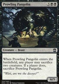 Prowling Pangolin - Eternal Masters
