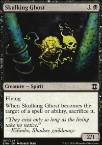 Skulking Ghost - Eternal Masters
