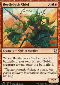 Beetleback Chief - Eternal Masters