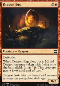 Dragon Egg - Eternal Masters