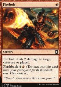Firebolt - Eternal Masters