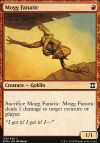 Mogg Fanatic - Eternal Masters