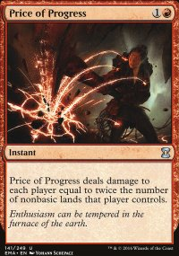 Price of Progress - Eternal Masters