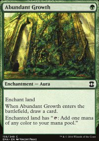 Abundant Growth - Eternal Masters