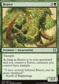 Brawn - Eternal Masters