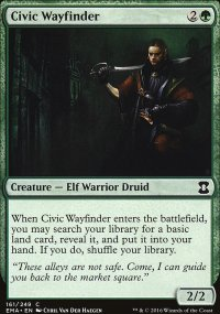 Civic Wayfinder - Eternal Masters