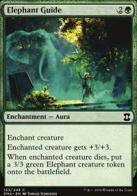 Elephant Guide - Eternal Masters