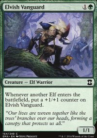 Elvish Vanguard - Eternal Masters