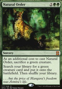 Natural Order - Eternal Masters