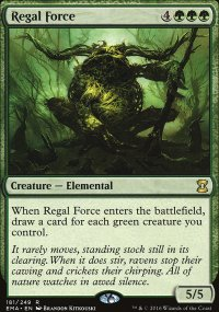 Regal Force - Eternal Masters