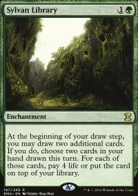 Sylvan Library - Eternal Masters