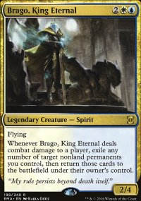 Brago, King Eternal - Eternal Masters