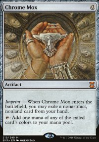 Chrome Mox - Eternal Masters