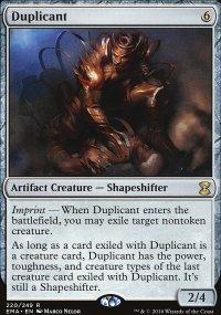 Duplicant - Eternal Masters