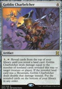 Goblin Charbelcher - Eternal Masters