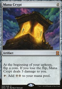 Mana Crypt - Eternal Masters