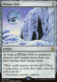 Winter Orb - Eternal Masters