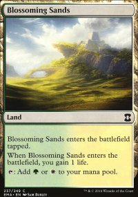 Blossoming Sands - Eternal Masters