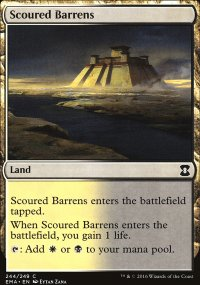 Scoured Barrens - Eternal Masters