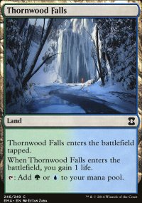 Thornwood Falls - Eternal Masters