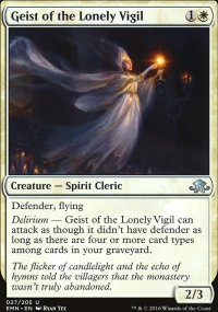 Geist of the Lonely Vigil - Eldritch Moon