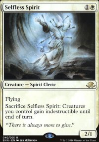 Selfless Spirit - Eldritch Moon