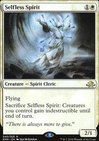 Selfless Spirit - Eldritch Moon