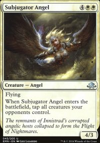 Subjugator Angel - Eldritch Moon
