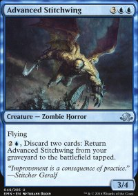 Advanced Stitchwing - Eldritch Moon