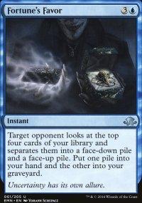 Fortune's Favor - Eldritch Moon