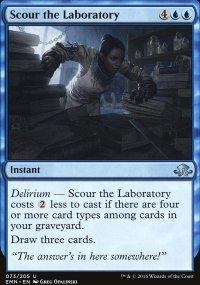 Scour the Laboratory - Eldritch Moon