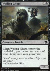 Wailing Ghoul - Eldritch Moon