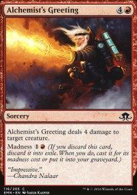 Alchemist's Greeting - Eldritch Moon