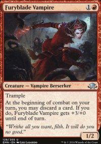 Furyblade Vampire - Eldritch Moon