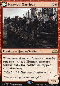 Hanweir Garrison - Eldritch Moon